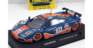 McLAREN F1 GTR - MR SLOT CAR